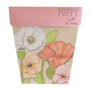 Poppy, A Gift of Seeds