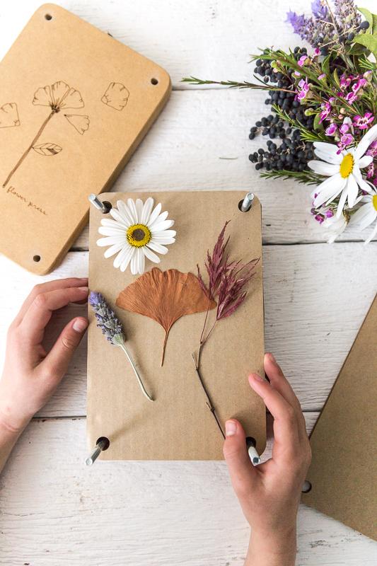 Flower Press Poppy Sow N Sow
