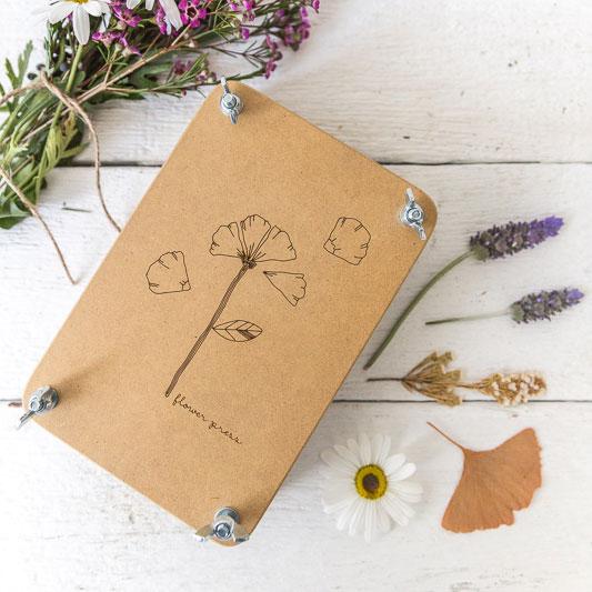 Flower Press Poppy
