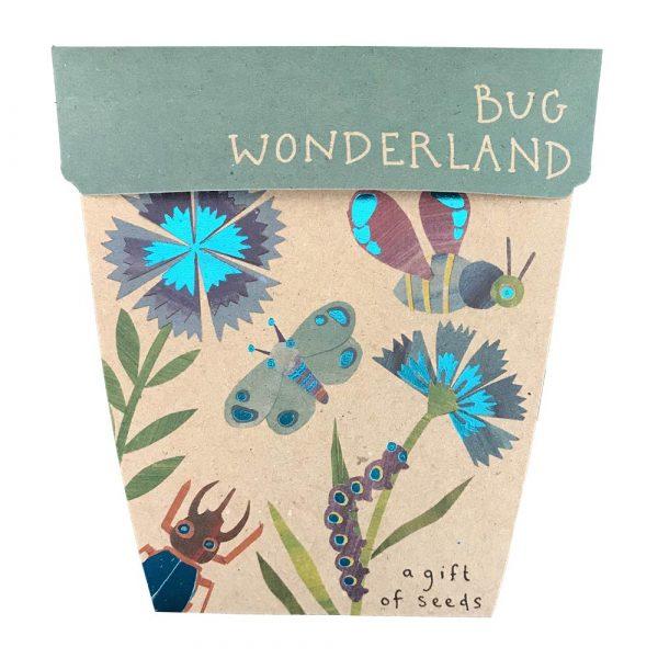 Bug Wonderland Gift of Seeds