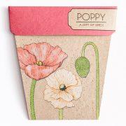 Poppy Gift of Seeds
