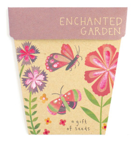 Enchanted Garden Gift of Seeds