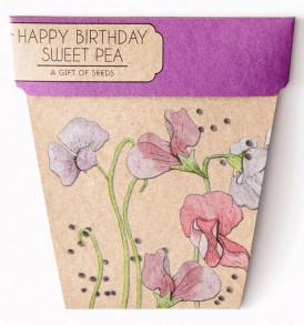 Happy Birthday Sweet Pea