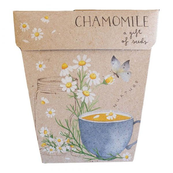 Chamomile Gift of Seeds