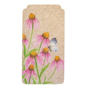 Echinacea Gift Tag