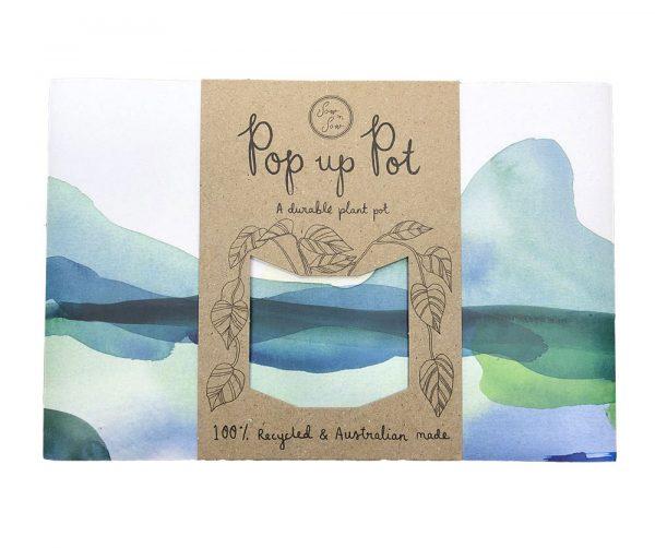 Pop Up Pot Mountain