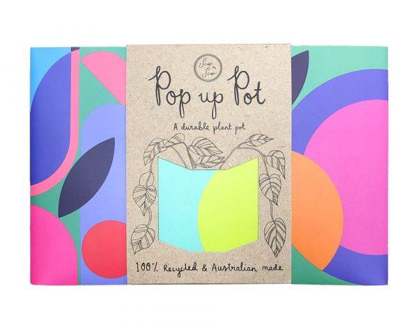 Pop Up Pot Community Garden
