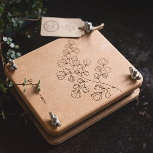 Fern mini Flower Press