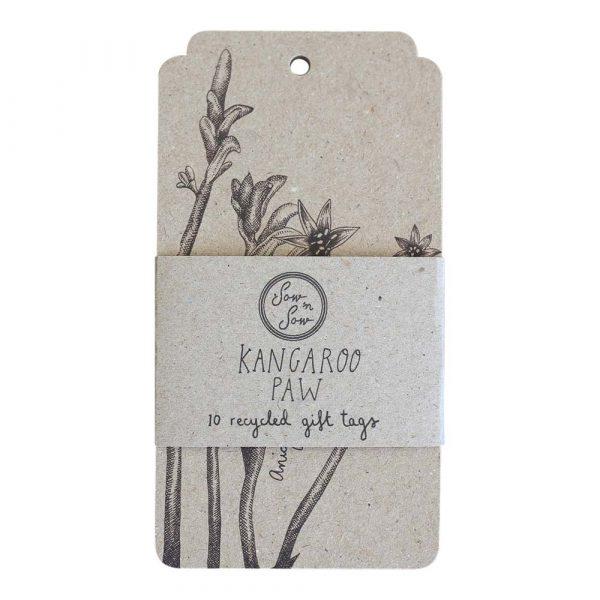kangaroo_paw_gift_tags