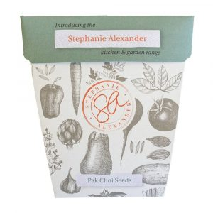 Custom designed seed packets