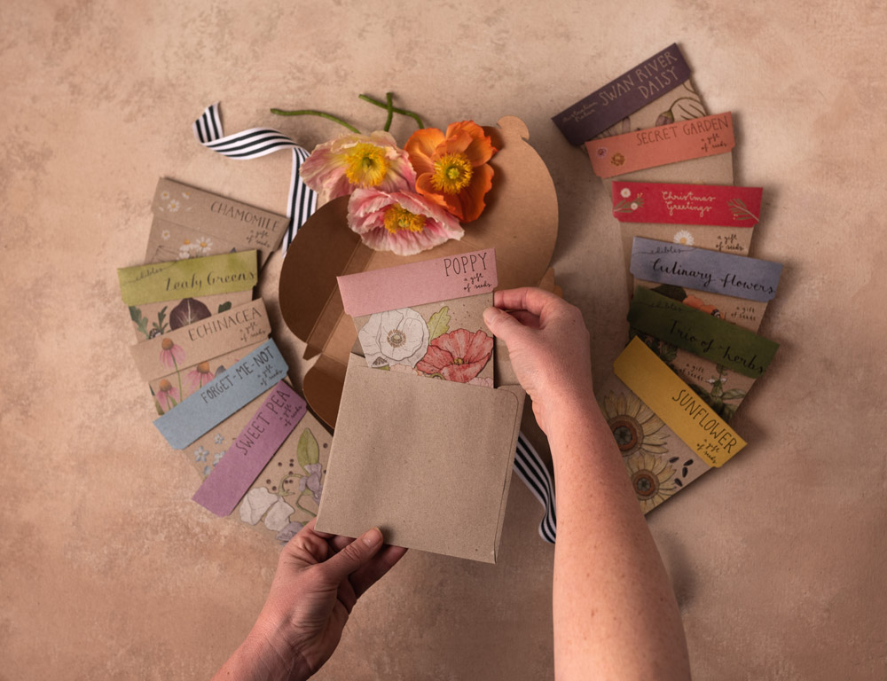 Surprise a friend with a seed subscription